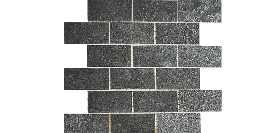 Silver Galaxy Mosaic Tile