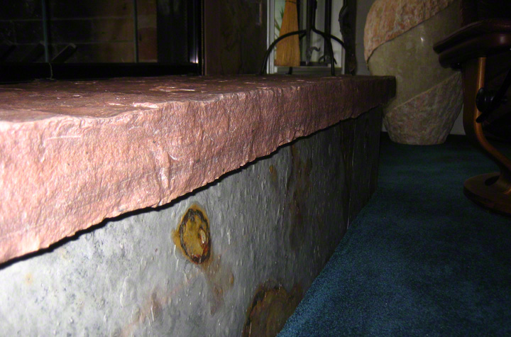 TXTR-LITE with dimensional stone