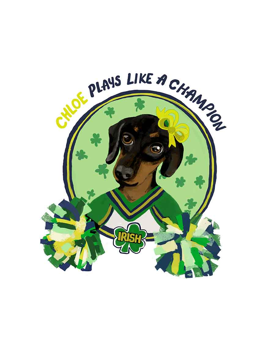 Chloe: Team Pet Dachshund