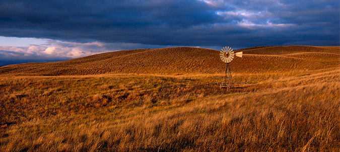 An iconic Sandhills scene in beautiful Nebraska.