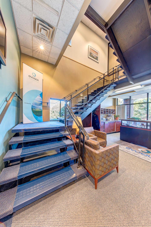 Siemens Corporation Interior Design