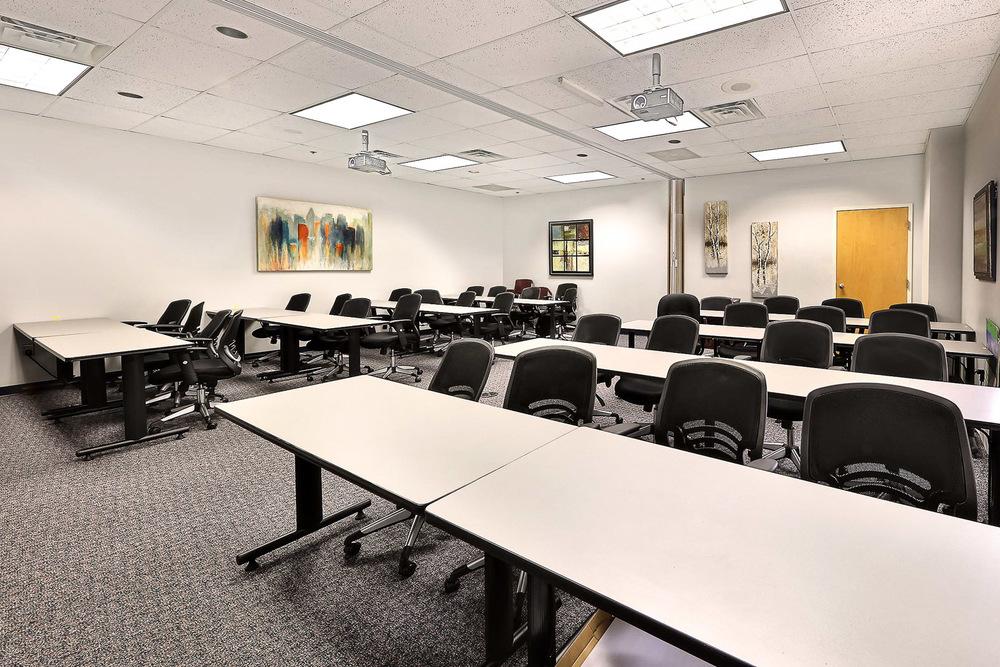 Commercial Interior Design Classrom