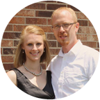 Bradley + Rebecca Willard •  phillips-van heusen / educator  • Yadkinville, NC