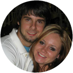 Matt + Tara Lyon • medical assistant / nurse • Boonville, NC