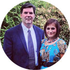 Sean + Lisa Williamson •  counselor + financial aid  • Royston, GA