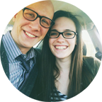 Kevin + Kaitlyn Holmen •  church admin + teacher  • Highland, IL