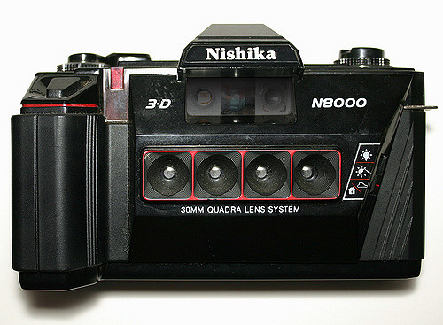 3d Film Photos With The Nashika N8000 Bryan Sheehy Productions