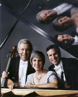 Trio con Brio: Lubomir Georgiev, Caroline Bridger, & Frank Kowalsky