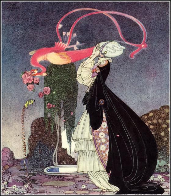Kay Nielsen , 1912