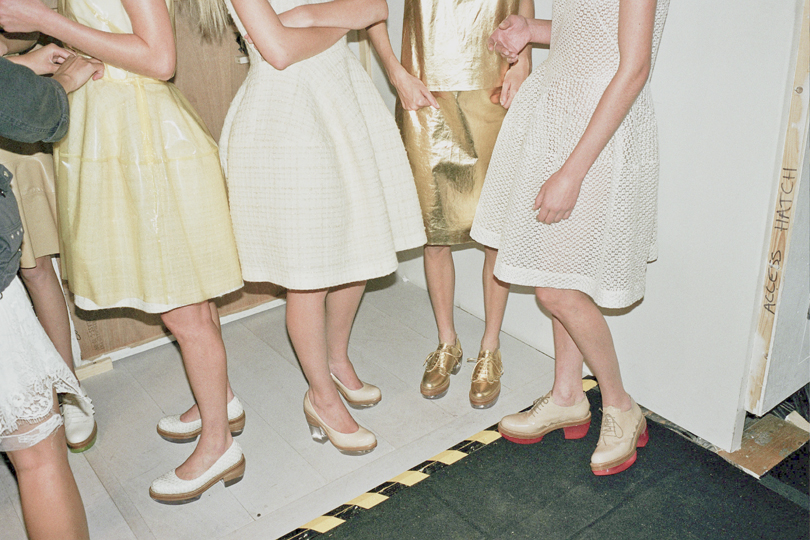 Photos Courtesy of   Simone Rocha