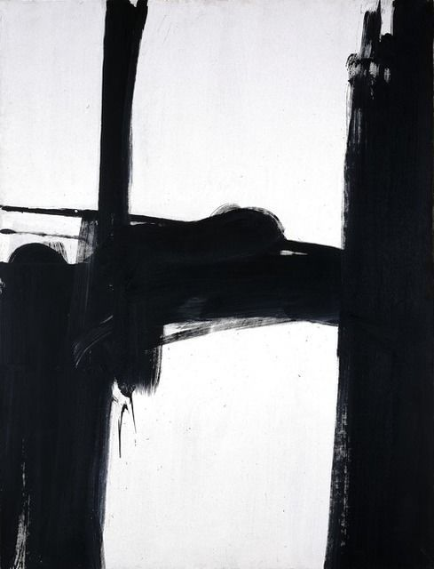 Franz Kline, 1960 oil on canvas