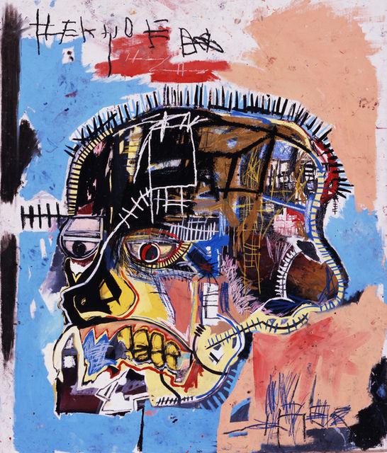 Jean-Michel Basquiat, 1981