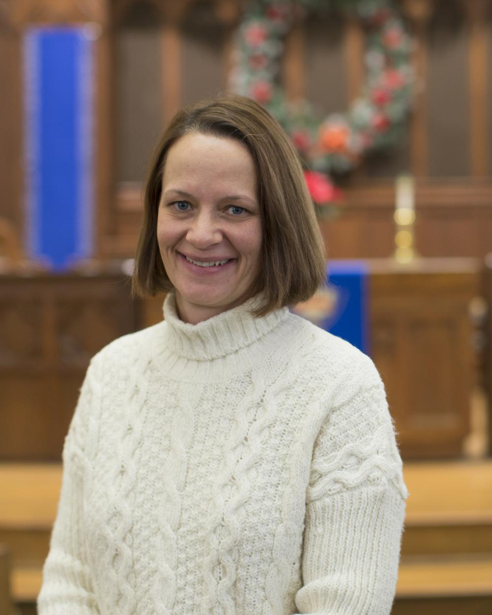 Rev. Greta Hietpas - Minister of Discipleship