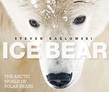 Ice Bear: The Arctic World Of Polar Bears  by Steven Kazlowski, Mountaineers Books, 2010