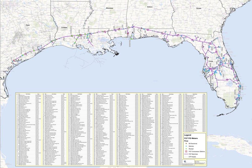 FLORIDA GAS -