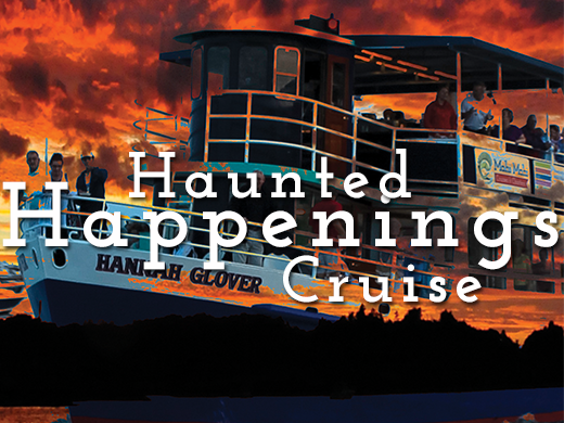 haunted happenings harbor cruise