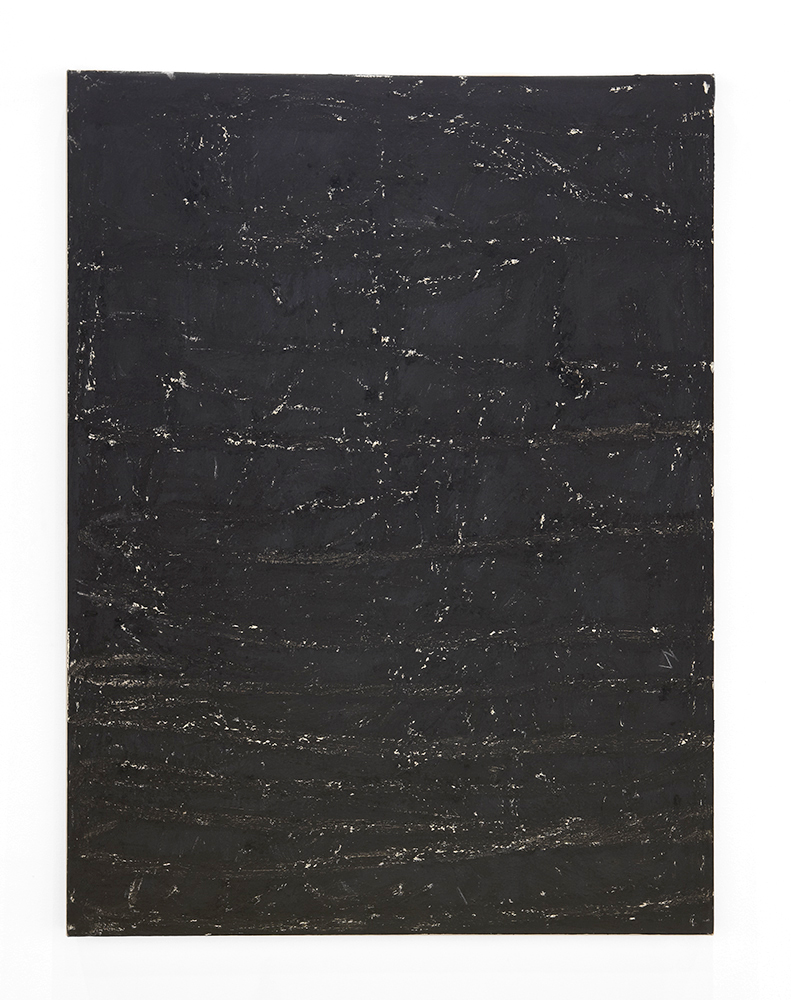 Joseph Hart. Untitled (Horizon), 2012, oil on canvas, 102x77 cm.
