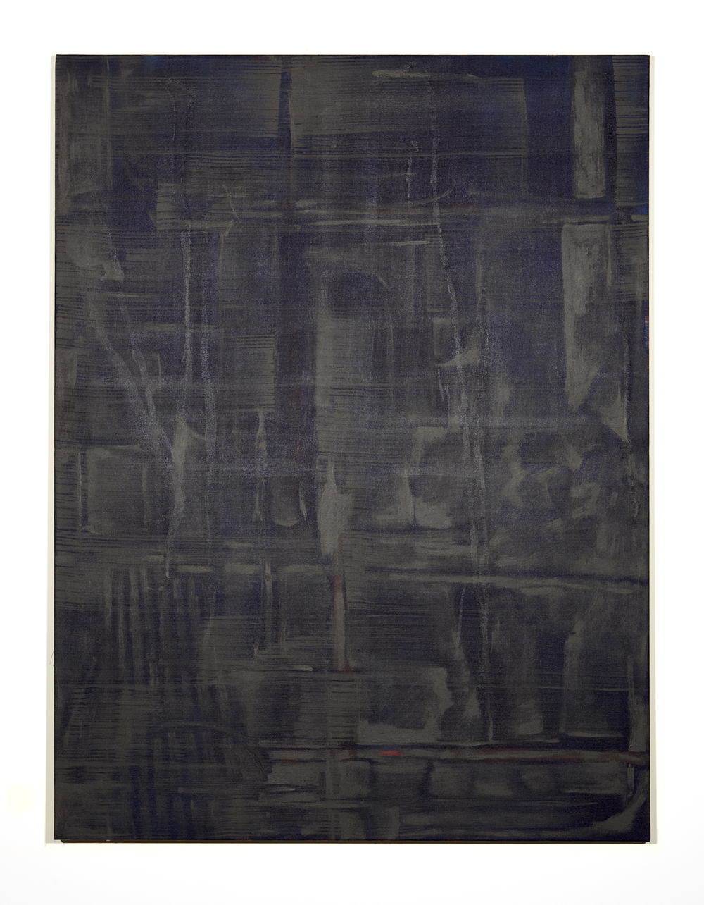 Martin Aagard Hansen. Great Palace, 2014, acryllic and rabbit glue on linen, 145 cm x 110 cm