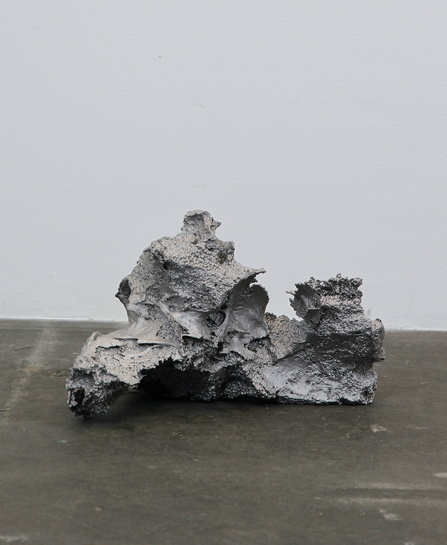7_Theis Wendt_Ambient Reef # 4_aluminium cast_14x17x13cm_2015.jpg