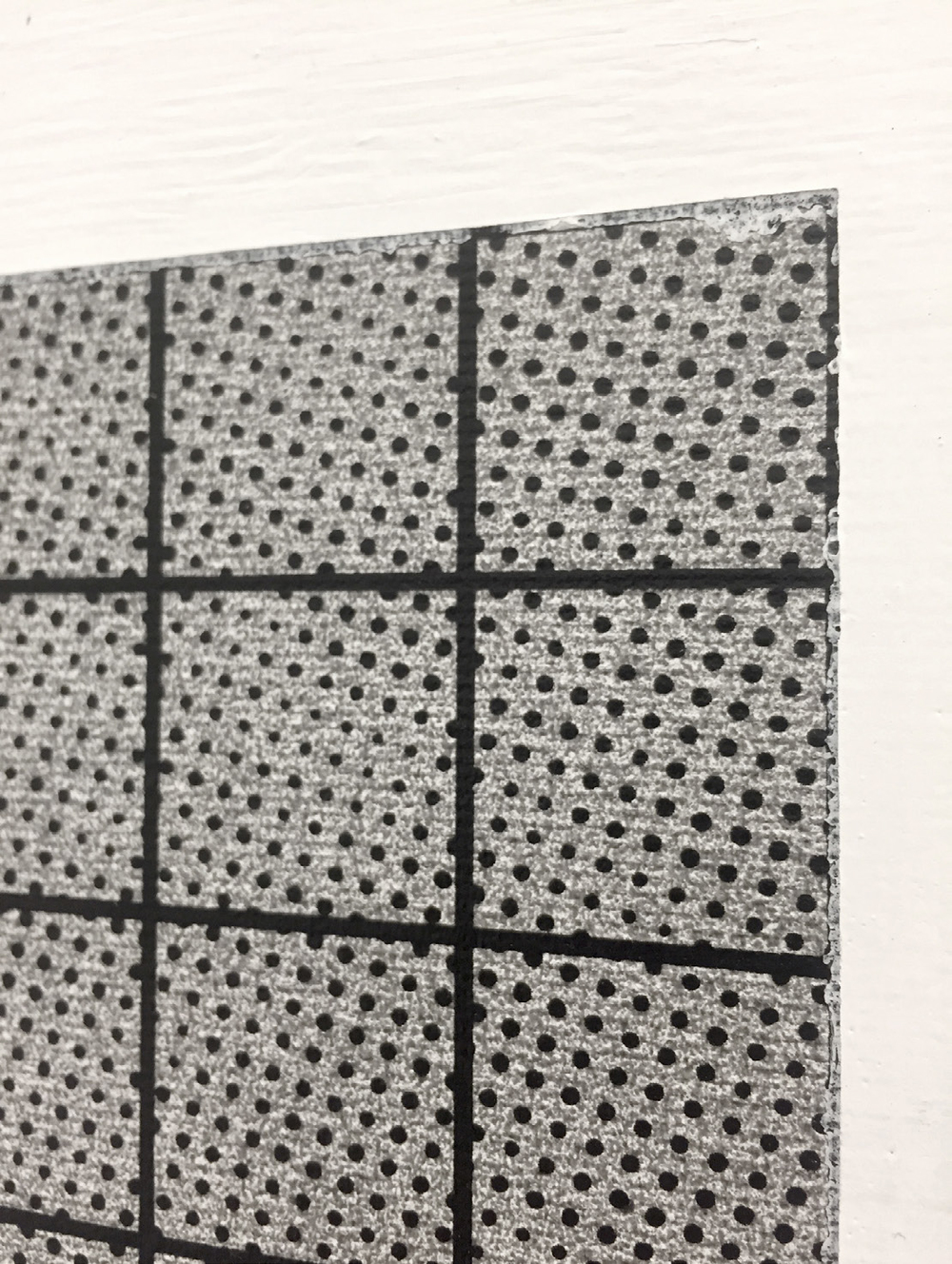 Jan S. Hansen: 'Grid', detail.