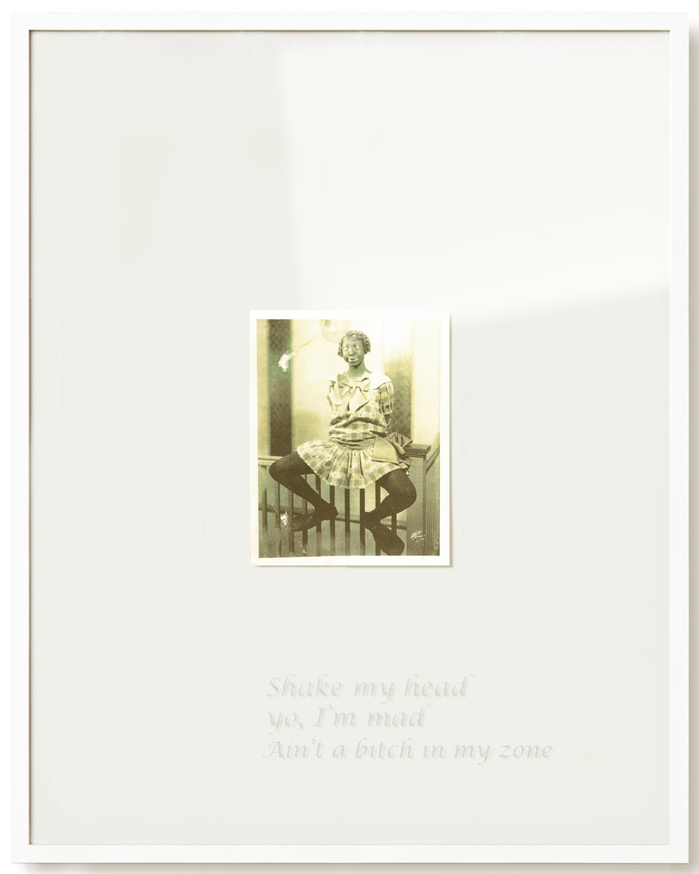 Yo, I'm Mad, 2015, 40,7 x 32,4 cm, found image, engraving on glass.jpg