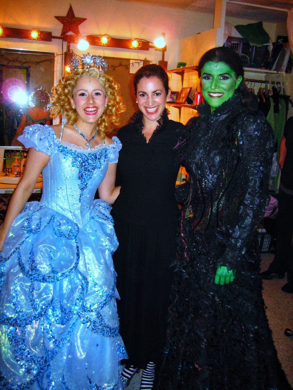 Wicked on Broadway, 2011