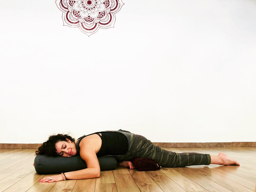 Yin Yoga - Soften and replenish your body, mind, and spirit with Yin Yoga. Designed to hold postures for longer periods in a meditative state, Yin focuses on slowing down the nervous system and hydrating connective tissues. Enjoy two delicious and delightful sessions during your weekend stay.