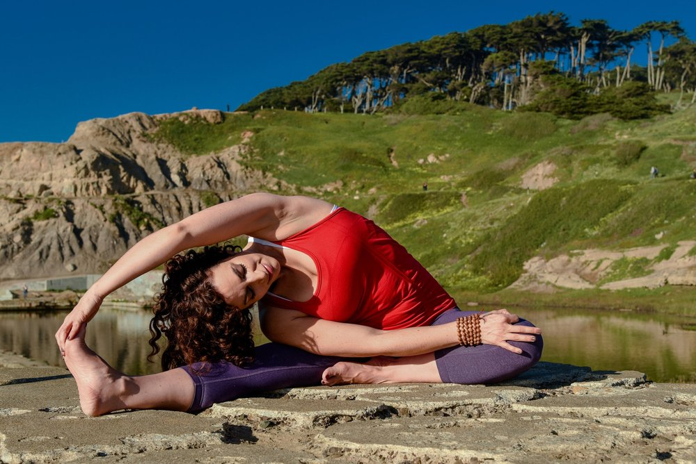Vinyasa Yoga - Flow freely and release tension through movement synchronized with breath. Vinyasa Yoga opens the subtle energy centers to create a sense of steadiness and ease, as you explore your body's potential for change and the mind's capacity for new insight.