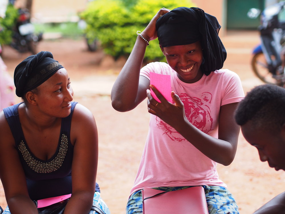 You'll work closely with young people and communities to design, evaluate and scale innovation for youth as a part of our innovative projects in sub-Saharan Africa.