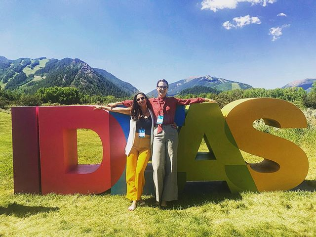Shout out to our Senior Design Strategist, Theo Gibbs, and our Technical Lead @nicoleippoliti for being recognized as #AspenScholars from the @aspeninstitute last week! #aspenideas