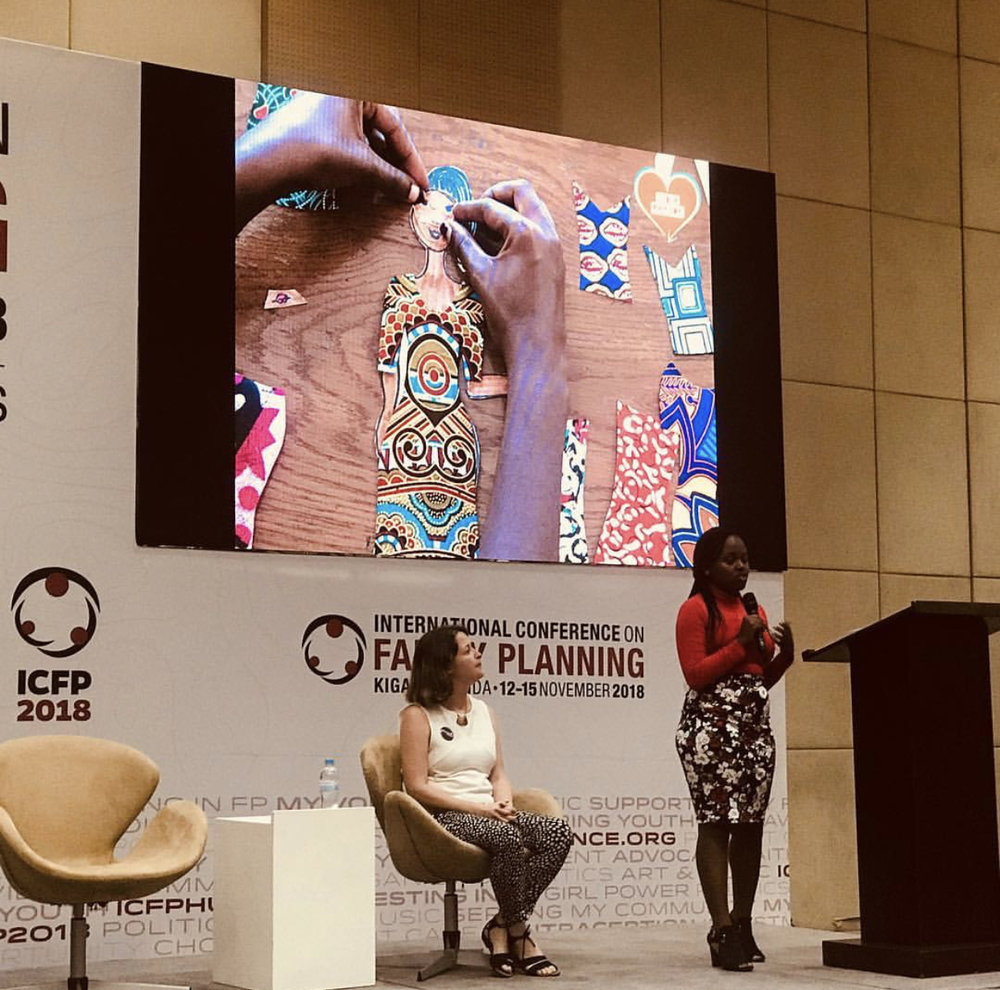 Mireille speaks at ICFP2018 on the importance of involving young people in the design process