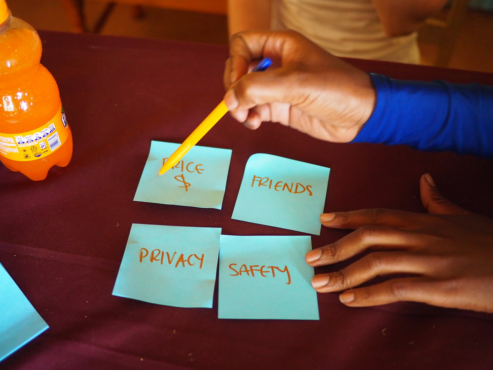 What matters to young people when making decisions about their reproductive health?