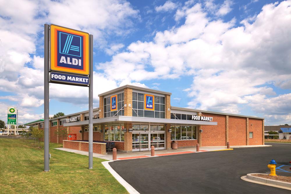 Aldi Food Market, Dalton, GA