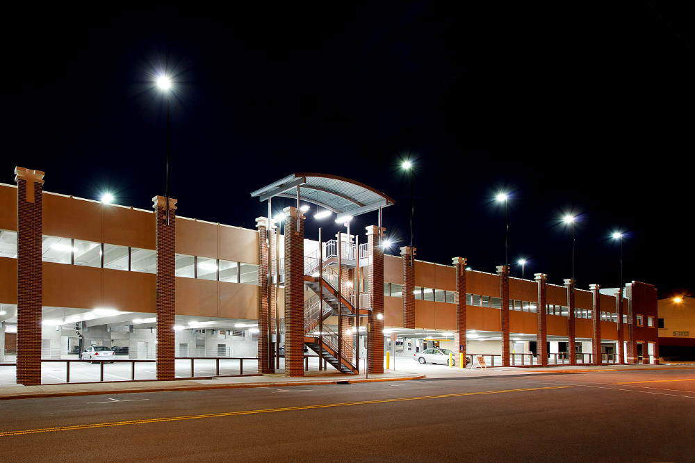 Kingsport Parking Garage, Kingsport, TN