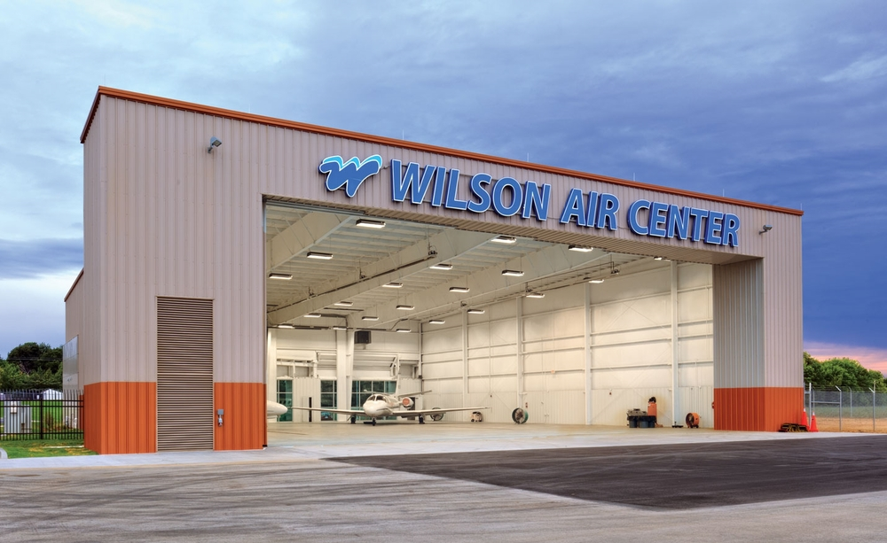 Wilson Air FBO Facility, Chattanooga, TN