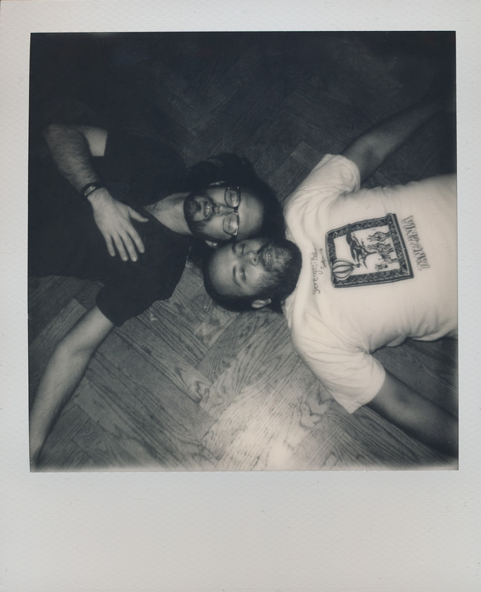 Micke & Miguel.