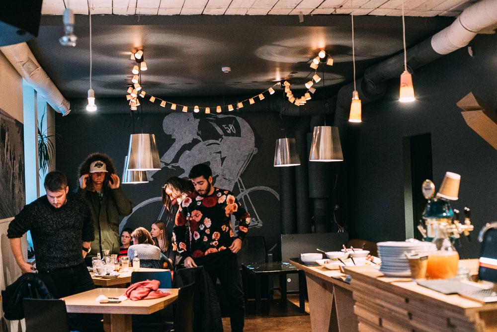 Miit- en guide till Rigas second hand och vegetariska restauranger