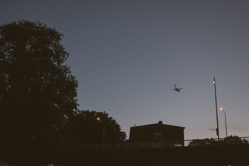 Utomhusbio i Rålambshovsparken Stockholm