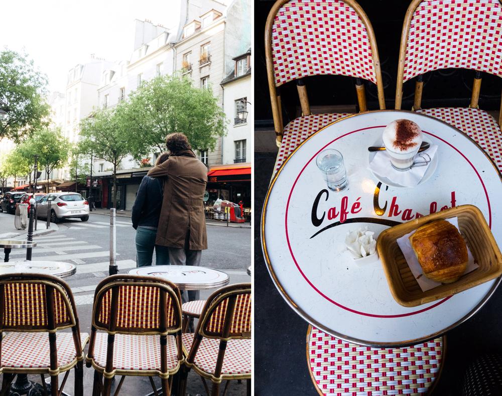 Cafe Charlot - En klassisk fransk frukost i Paris