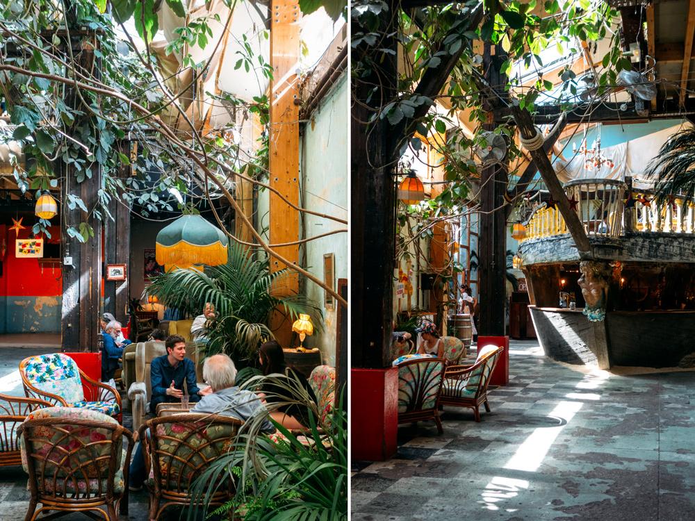 Baren Le Comptoir Général är Paris bästa bar och är ett tips till dig som letar efter något udda och annorlunda.
