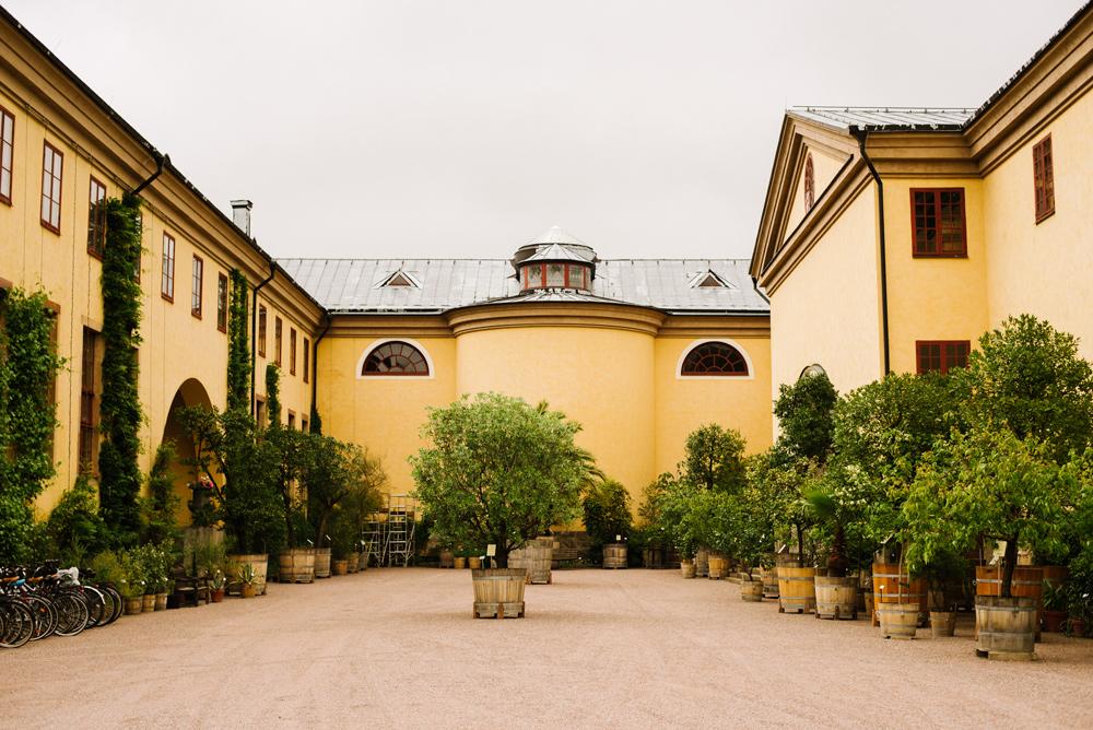 Upptäck saker att göra i Uppsala - Orangeriet Linneanum i Uppsala linneanska trädgårdar