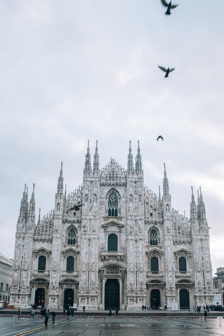 En guide till Milano. Saker att göra i Milano. Besöka Duomo