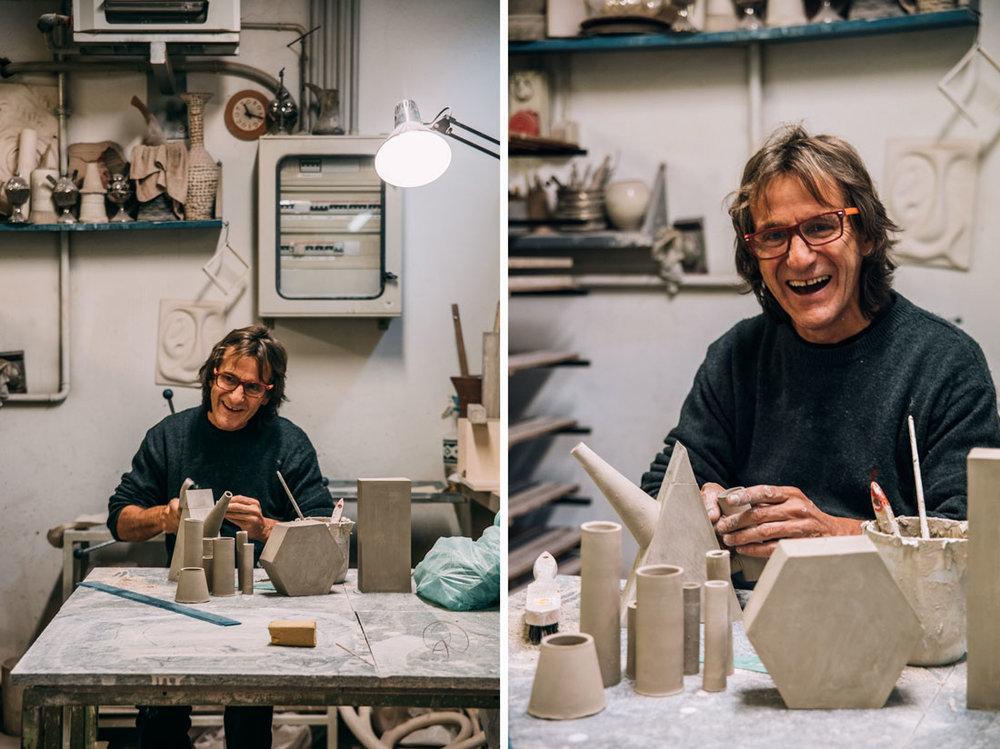 Ceramiche Milesi dreja milano guide reseblogg