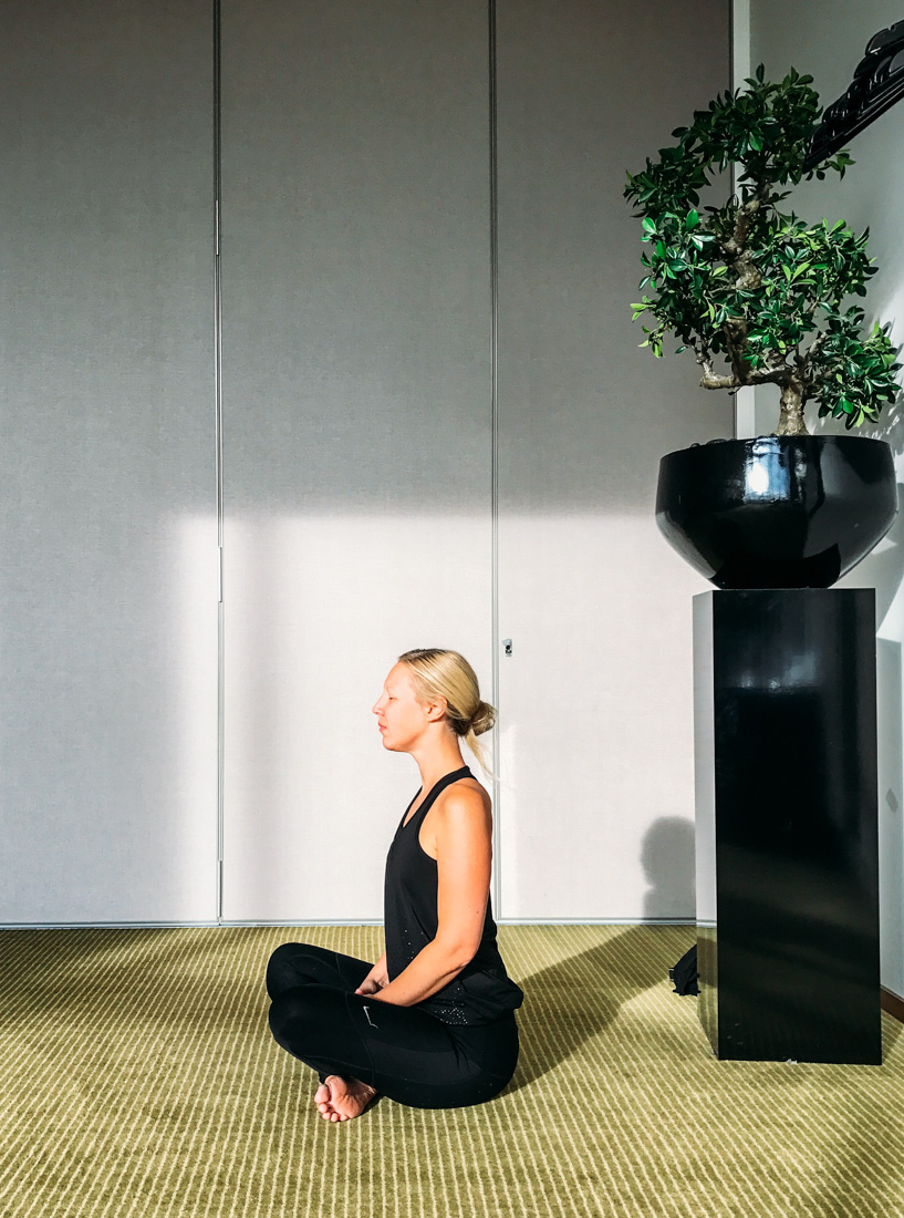 Yoga på Clarion hotel Arlanda