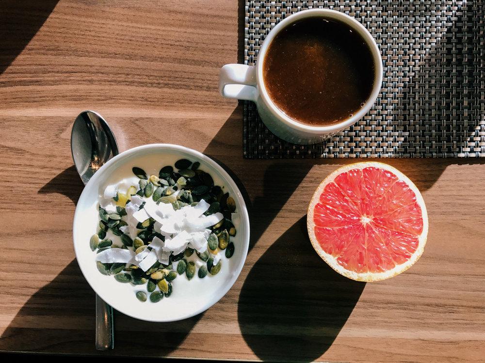 Frukost på Clarion hotel Arlanda