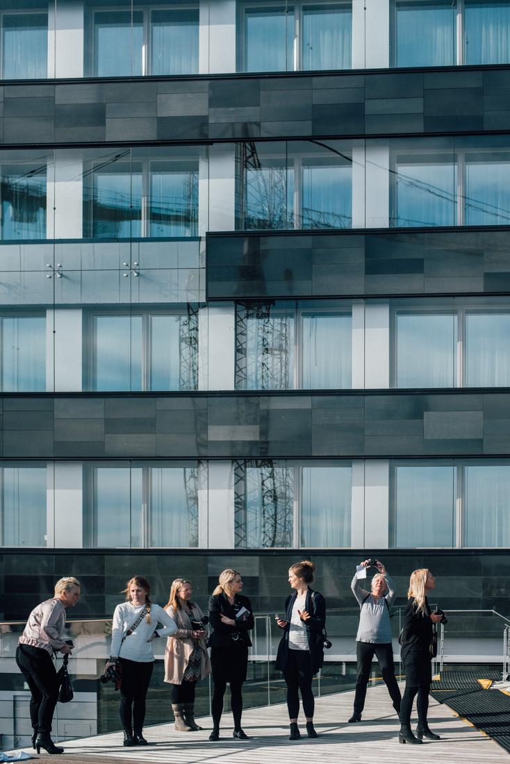 Svenska resebloggar på Clarion hotel Arlanda