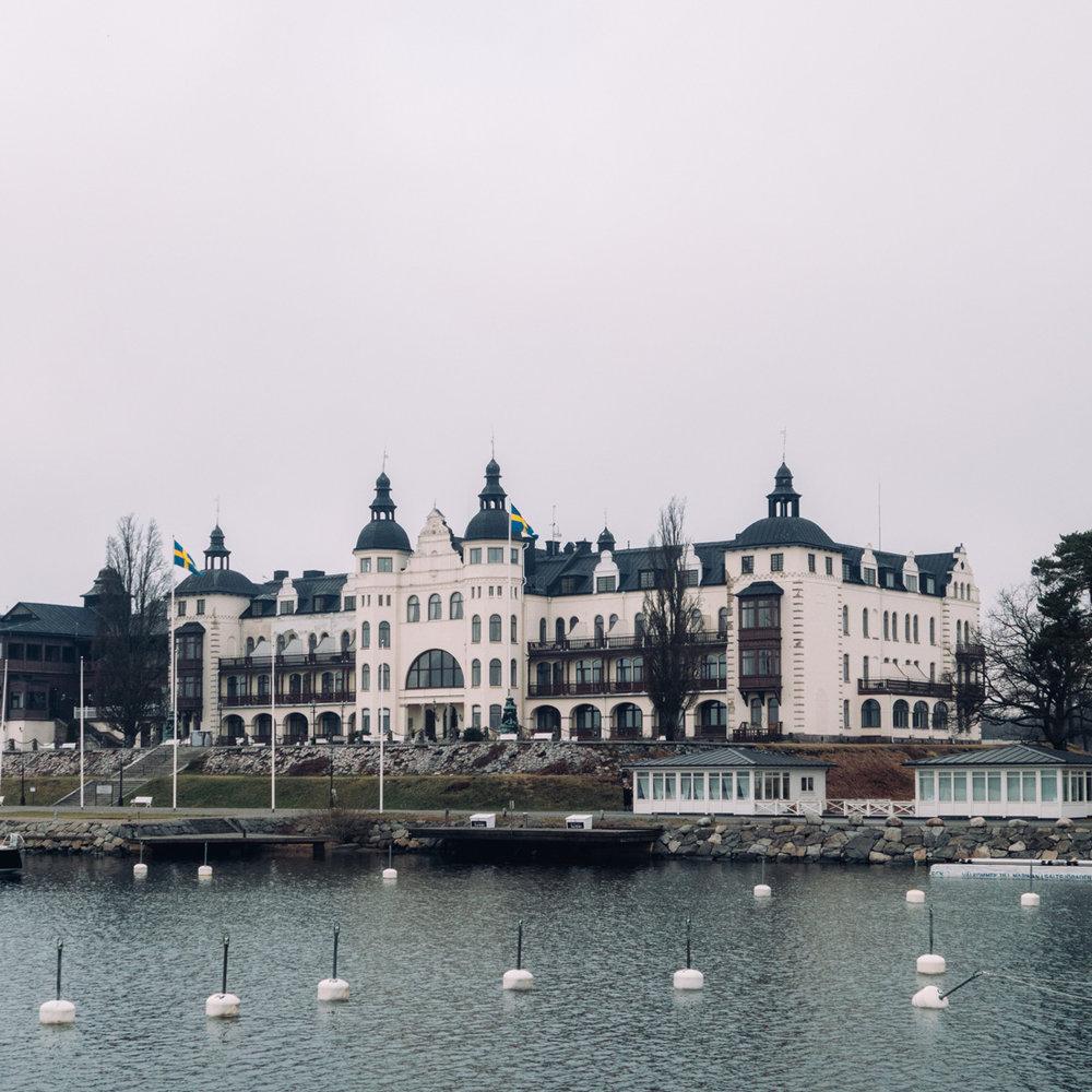 Grand Hotel Saltsjöbaden Stockholm