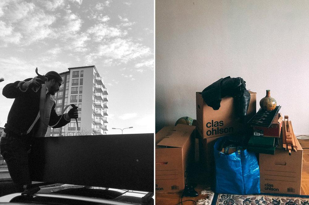 flytta till lägenhet på södermalm i stockholm
