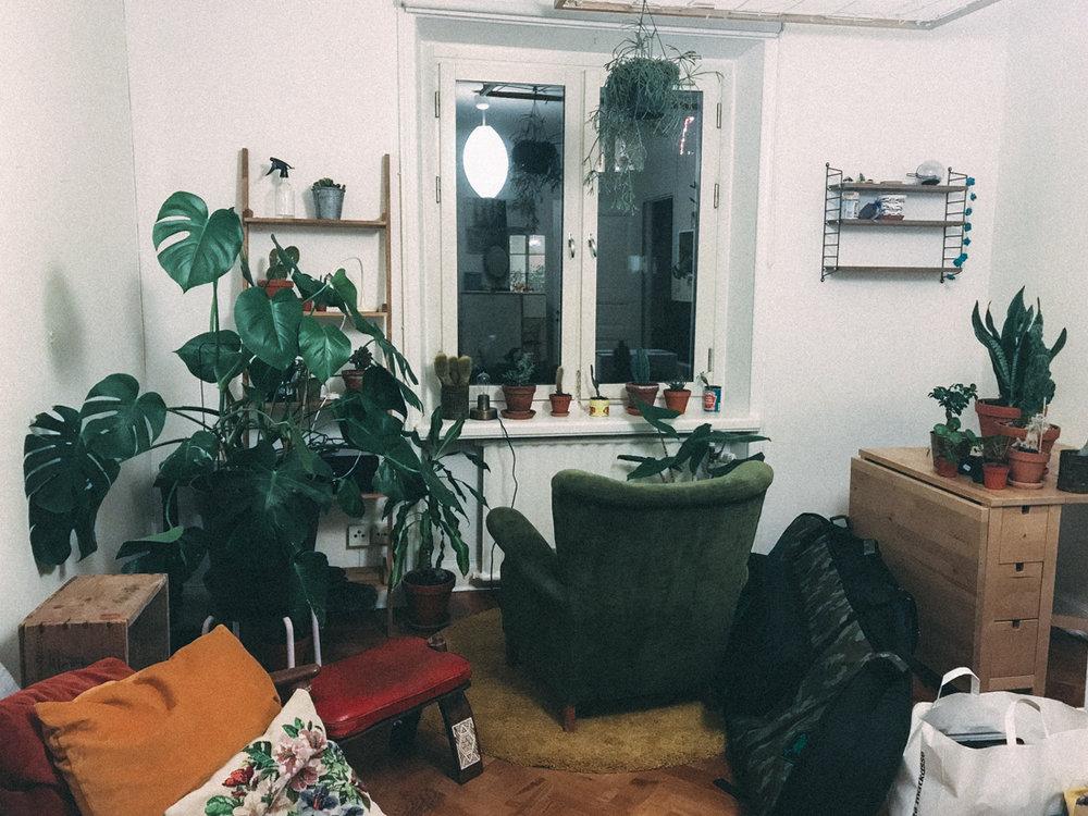 lägenhet på södermalm i stockholm
