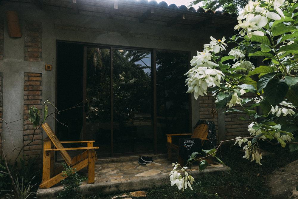 Casa AbiertaEco hostel att bo på i Leon Nicaragua